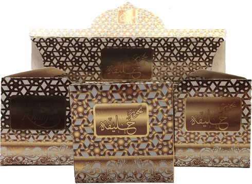 Bakhoor Khalifa Box of 12