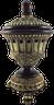 Luxury Pedestal burner, a touch of elegance - AttarMist.com