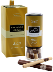 Bakhoor Al Safeer Floriental 190gm by AsgharAli - AttarMist.com