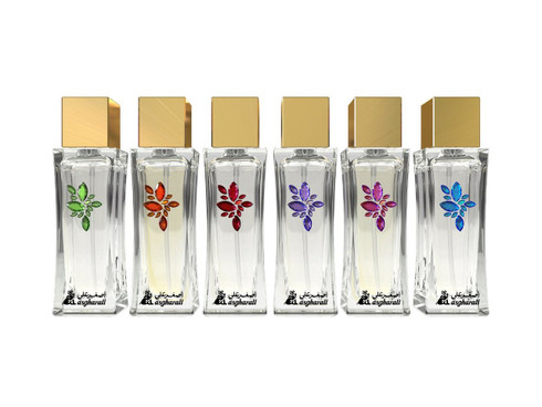AsgharAli Bouquet Giftset of 6 perfumes - 30ML each