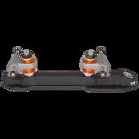 Riedell Solaris Sport quad roller skate package