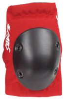 Smith Scabs Safety Gear - RED - Elite ELBOW Pads -