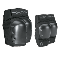 PROTEC - Knee / Elbow Pad Set - Black