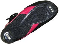 Atom Skates - Luigino Pink Strut Skate Boots - inline speed boots