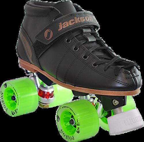 Atom Skates - Competitor Raptor - Derby Skate Package