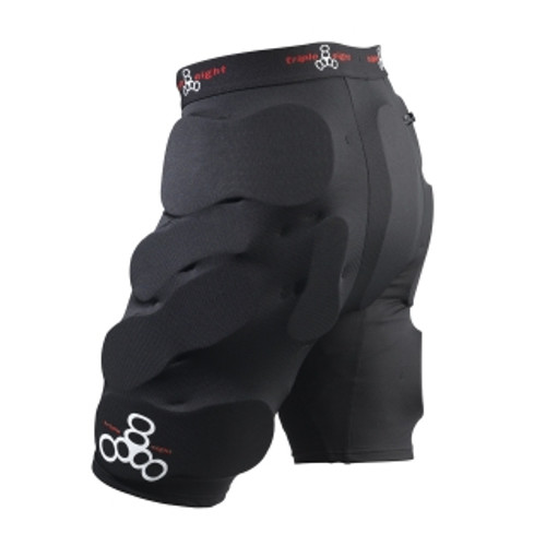 Triple Eight - Bumsavers II Padded Shorts - hip and butt padded