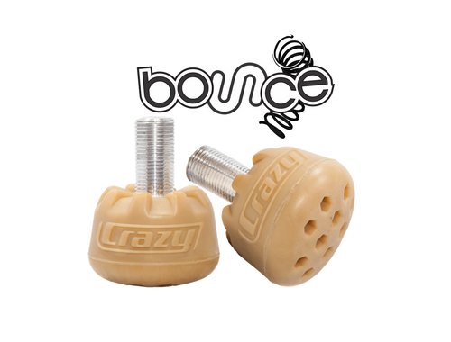 Bounce Toe Stops  - Toe Stops from Crazy Skates