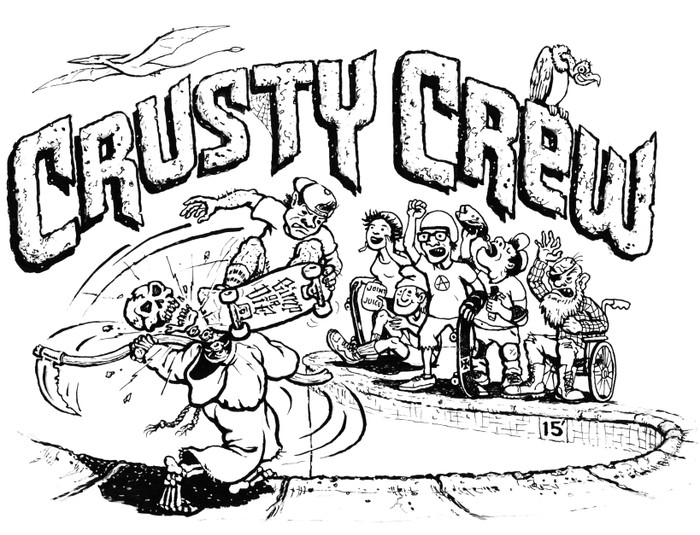 crusty crew skateboards