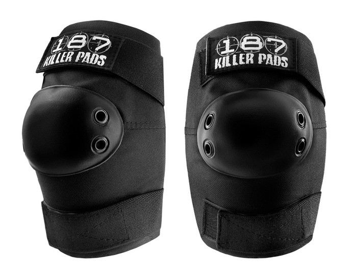 187 Killer Pads - Elbow Pads - Black