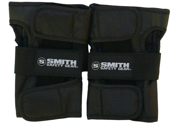 Smith Scabs Safety Gear -  WRIST GUARDS - BLACK