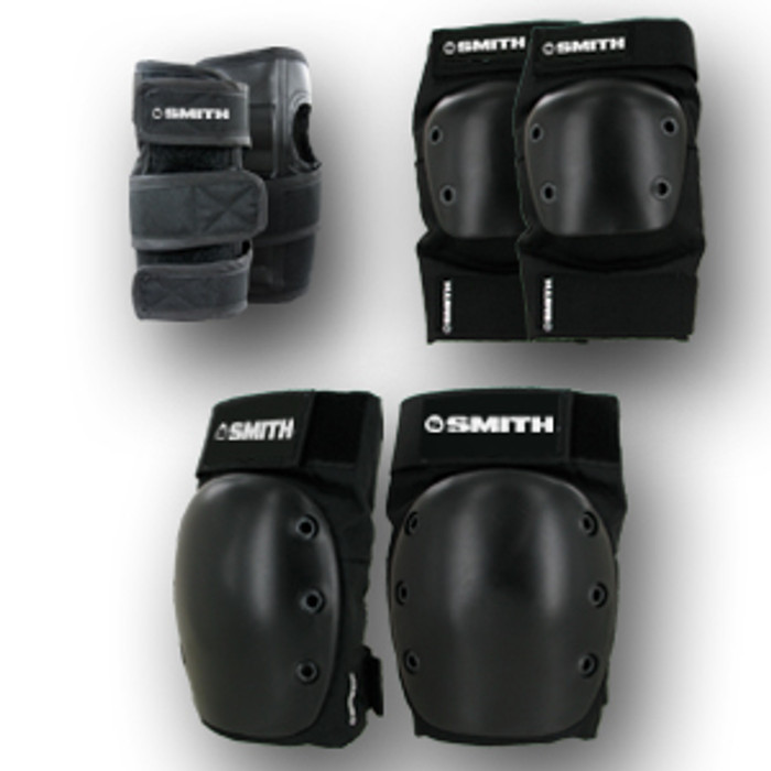 Smith Scabs Safety Gear -  YOUTH 3 PACK