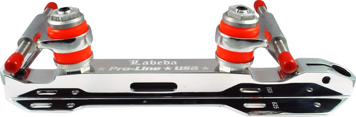 Labeda Proline Plate - Roller Skate Plates with Trucks