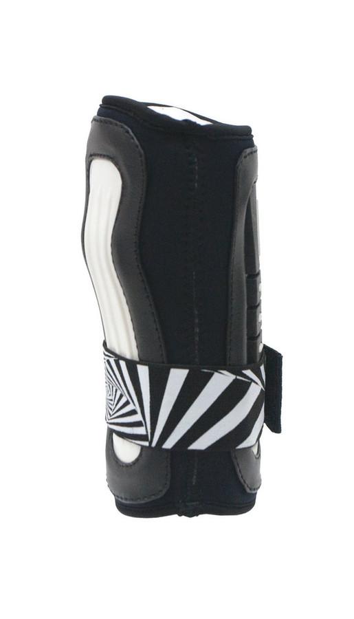 Smith Scabs Pro Wrist Guards - Hypno Stablizer BLACK / White