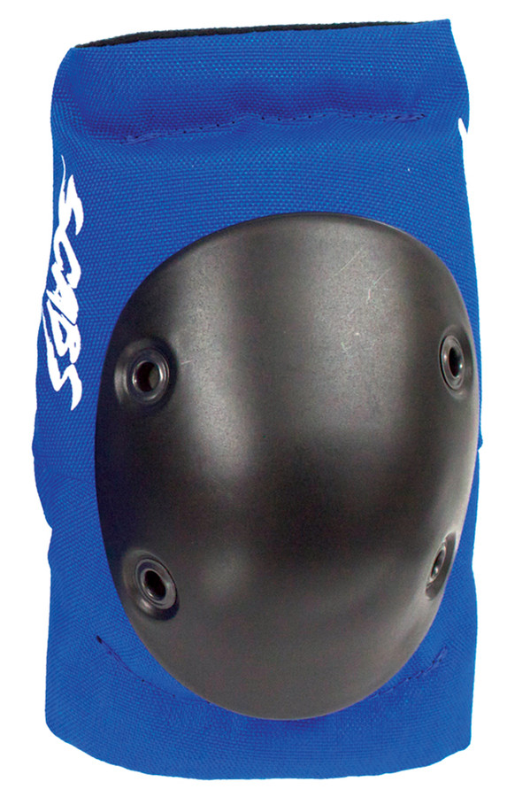 Smith Scabs Safety Gear - BLUE - Elite ELBOW Pads -