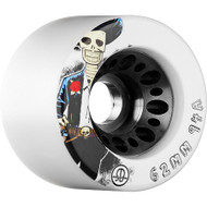 Rollerbones - Day of the Dead (62x94a) Roller Derby Wheels ( 4 pack )