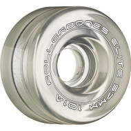 Rollerbones - Art Elite 57mm 101a Clear Competition Wheels ( 8 pack )
