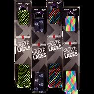 "Riedell - Criss Cross Laces - Medium 1/2"" width"