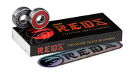 Bones Bearings -  REDS Bearings ( 8 pack )  608 8 mm