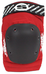 Smith Scabs Safety Gear - RED Elite Knee Pads -