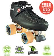 Atom Skates - Q4 Falcon - Derby Skate package