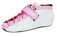 Bont - Pink Quad Jr Hybrid skate boots - roller derby skate boots
