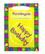 Happy Birthday Party Bag