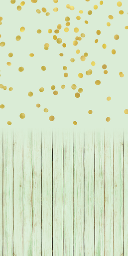 Polka dot wood photography backdrop