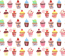 Cute cupcakes colourful cake smash 003 photographers backdrop