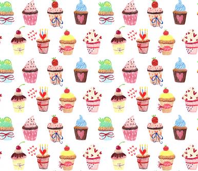 Cute cupcakes colourful cake smash 003 photographers backdrop