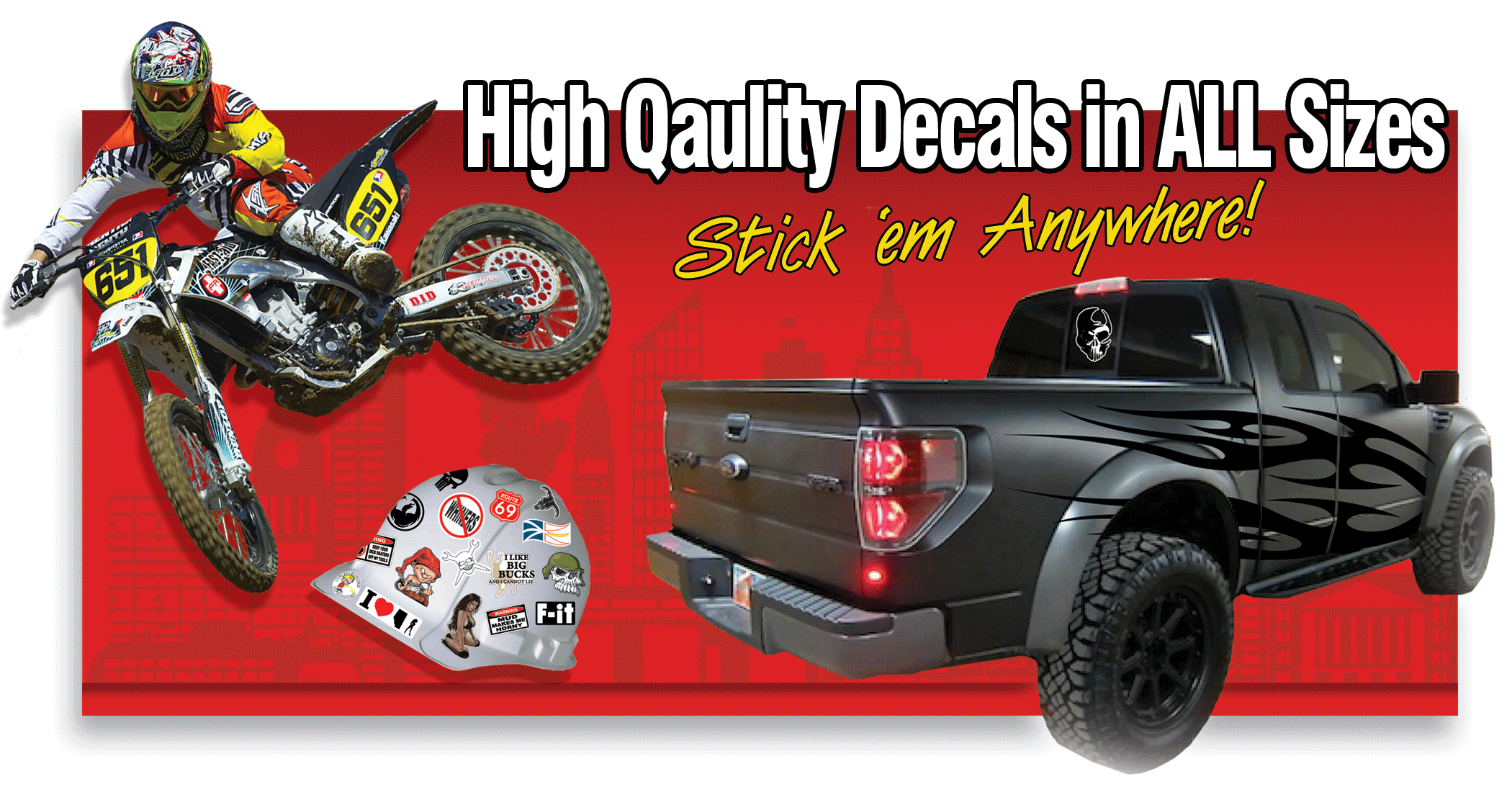 Decalmonster Com Decals Stickers Graphics Car Truck