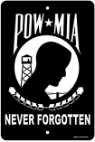 POW MIA sign sku MS2982