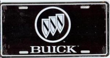 Buick Auto Plate