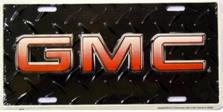 GMC Auto Plate