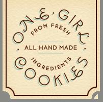 One Girl Cookies