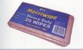 Merriwipe Heavy Duty Flats 20pk