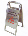 Stainless Steel A-Frame Sign