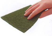 Thinline Hand Pad 150X100MM Green pkt10