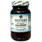 Valerian from Western Herbal and Nutrition