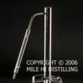 2 inch Pot Still Head - Stainless Steel