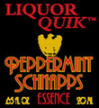 Peppermint Schnapps Essence