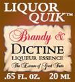 Brandy & Dictine Essence