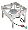 Stainless Heavy Duty Outdoor Propane Patio Stove