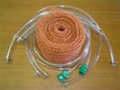 Hose Package for 3 inch diameter towers with One Pound of Pure Copper Packing