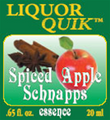 Liquor Quikª Bulk Spiced Apple Schnapps Essence