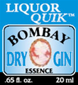 Liquor Quik Bombay Gin Essence (500ml Bottle )