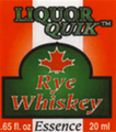 Liquor Quik Canadian Rye Whiskey Essence (500ml Bottle )