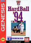Hardball '94- Sega Genesis (With Box and Book)