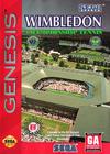 Wimbledon Championship Tennis - Sega Genesis (Used, Box & No Book)