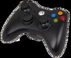 Xbox 360 OEM Wireless Controller - Used (Black)