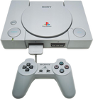 Original Playstation 1 Console SCPH-7501 (Used - PS1006)